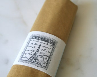 Paris Napkin Rings - Paris Party Decorations - Birthday Party Decorations - Shower