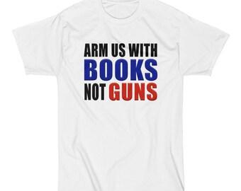 Teachers Gun Reform Short Sleeve T-Shirt in Men's Extended Sizes up to 6x