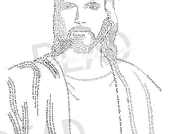 Christ Word Art