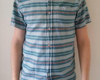 Vintage Cotton Candy Stripe Shirt