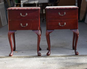 A collection of furniture, in sound structural condition yet to be madeover, anything of interest to you?