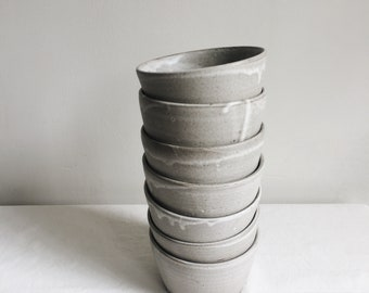 Stacking Snack Bowl - Wheel Thrown - Handmade Pottery