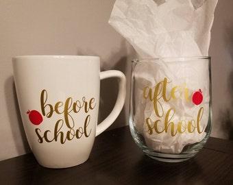 Teacher Set Before & After School