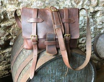 The 'Shelby' Messenger Bag