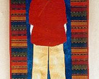 International Adoption Quilt Patterns - Korean Boy