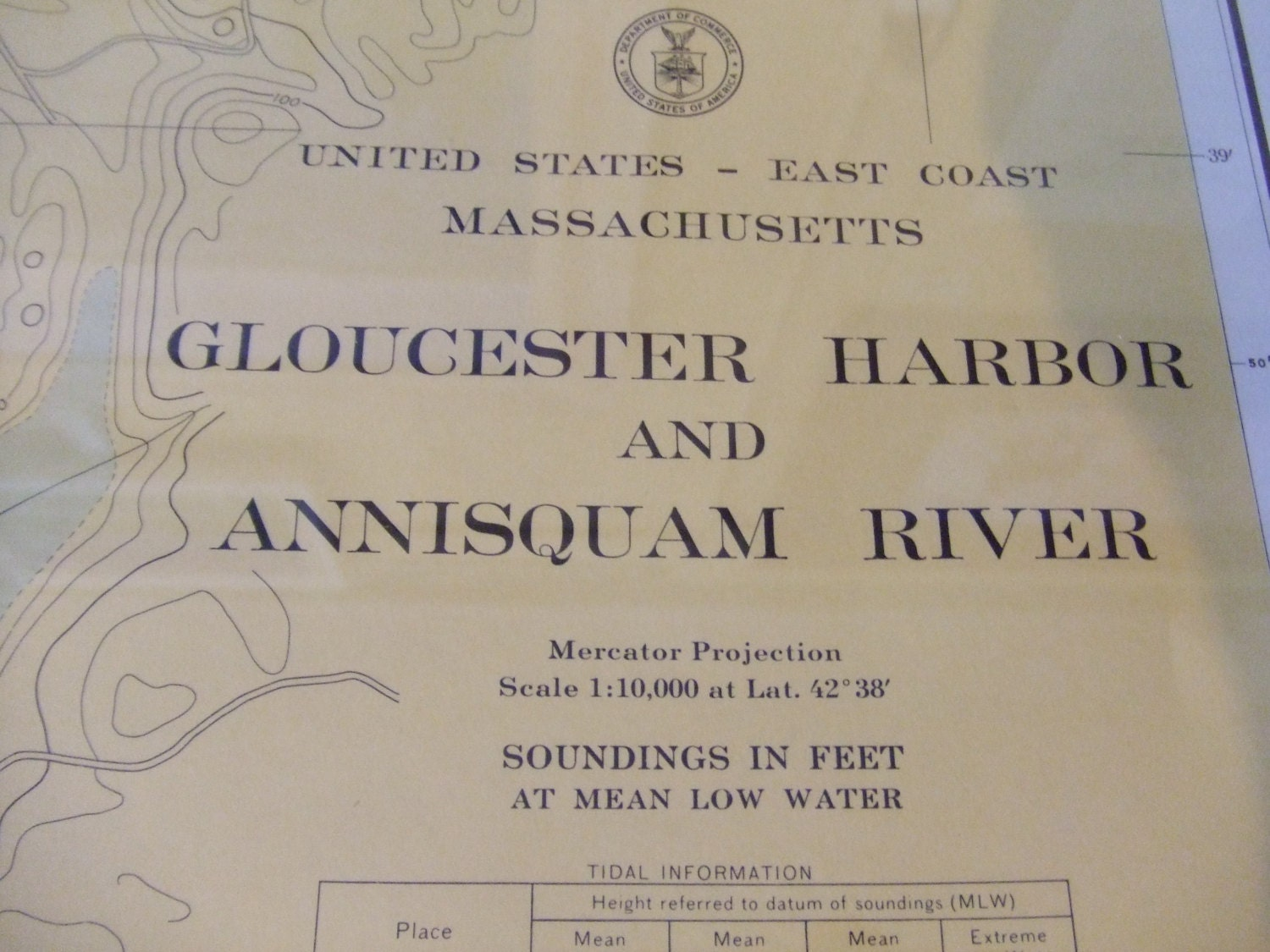 Gloucester harbor and annisquam river massachusetts east coast sold by northernboater nvjuhfo Choice Image