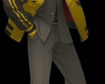 Hallelujah shin megami tensei iv apocalypse; Bomber jacket