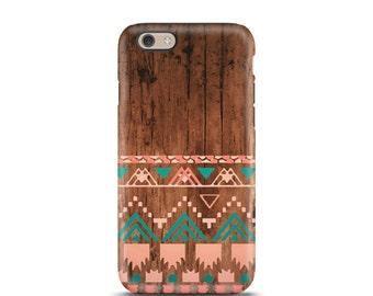 iPhone 7 Plus case, iPhone 6 case, iPhone 5 case, iPhone 5s case, iPhone 7 case, iPhone 6s, iPhone 8 Plus, iphone case, phone case - Aztec