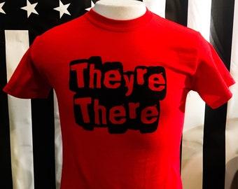 up the punx logo t-shirt