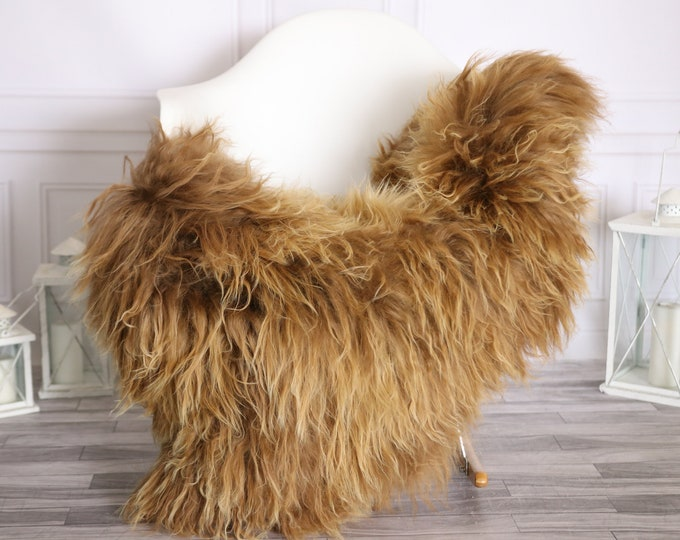 Icelandic Sheepskin | Real Sheepskin Rug |  Super Large Sheepskin Rug Blonde | Fur Rug | Homedecor #MIHISL21