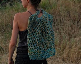 Reusable Crochet Bag