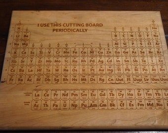 Coldplay poster the coldplay periodic table cutting board periodic table cutting board urtaz Images