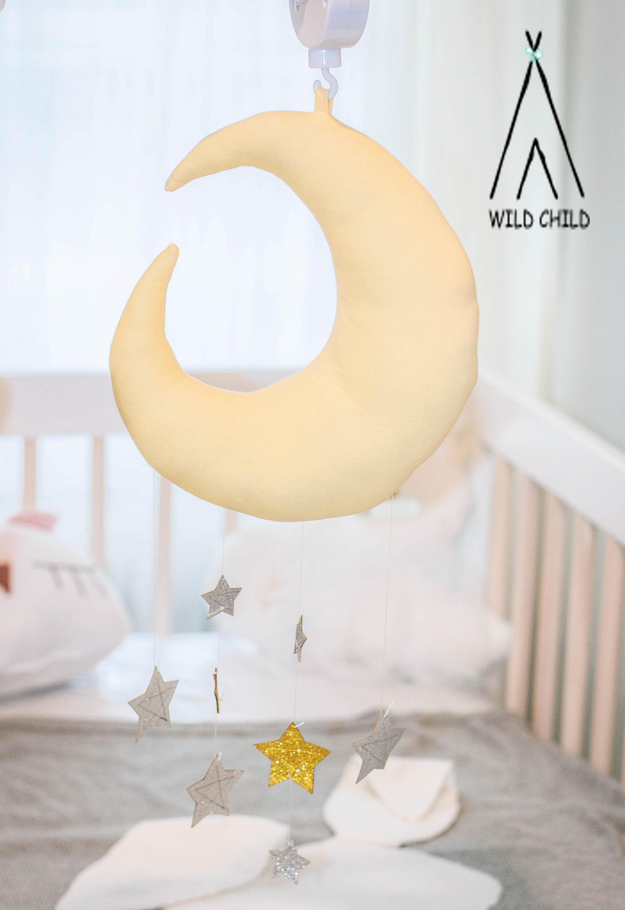 Moon Wall Decor Image collections - home design wall stickers