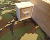 Wood Trim Wolf, Custom Wo...
