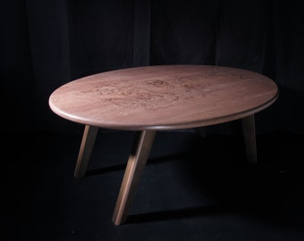 Pyrographed by Mayoreck coffee table