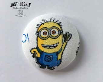 Minions Magnetic Needle Minders -  - Ready to Ship