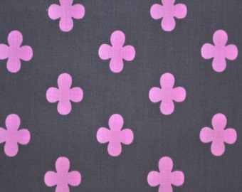 Michael Miller Fabrics Flourish Orchid - 1 yard cotton quilt fabric