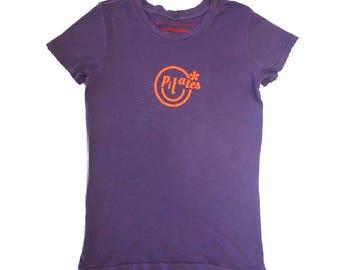 Pilates Smiley Face T-Shirt, Pilates Cotton Tee, Pilates Cotton T, Pilates Top, Pilates Clothes, Pilates Teacher Gift,