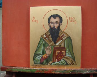 Hagiographies, artworks, Painted saints on wood