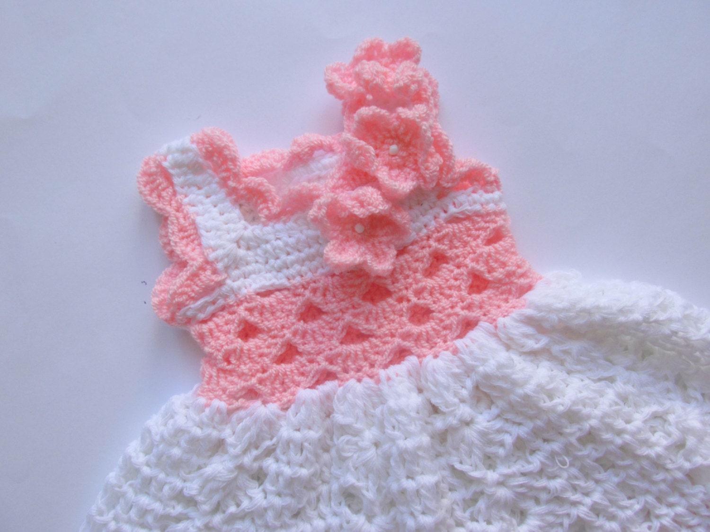 Baby Crochet Dress Pattern Party Crochet Dress Pattern