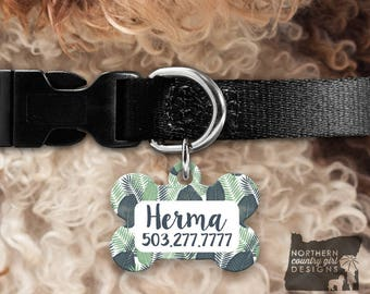 Custom Dog Tag for Dogs Dog ID Tags Personalized Pet leaves Pet Tag Pet Tags Pet ID Tag Pet id Tags for Dog Tag ID Dog Tag Dog Tags