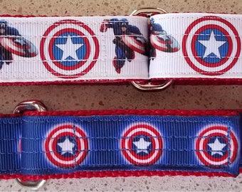 Kids SUPERHERO BELT Captain America
