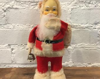 Retro Santa Wind-Up Toy