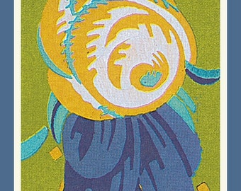 SPRING SALE Art DecoRose Flower Counted Cross Stitch Chart