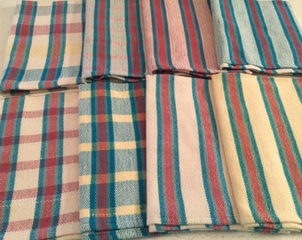 Hand Woven Cotton Dish Towels