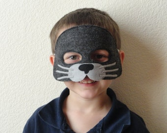 seal mask coloring pages - photo#28