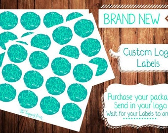 CUSTOM LOGO LABELS For Small Businesses