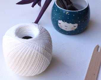 Warp yarn for weaving