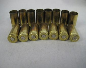 Spent Bullet Shell Casings 9mm by FC Luger....Great for jewelry crafts or decorative arts....20ct. lot size