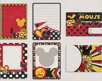 About a Mouse Journal Tags