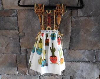Southwestern and Cactus Oven Door Towel Dress
