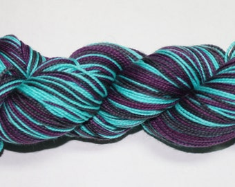 After the Storm Self Striping Hand Dyed Sock Yarn
