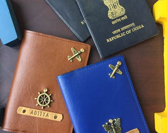 Personalized Passport covers - Couple Goals:)