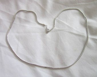 Quality Strong 18 inch Different Snake Chain Necklace
