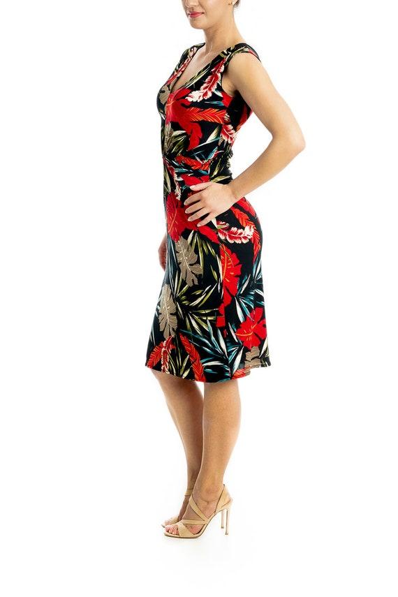 Tango Dress Tango Milonga Outfit Argentine Dress Womens Knot UaYqSw7p