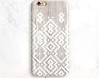 Wood iPhone 8 Case, Geometric iPhone 7 Case,Wood iPhone X Case, iPhone 6 Plus, iPhone 7 Case, Wood iPhone 6 Case,Wood iPhone 7 Plus Case