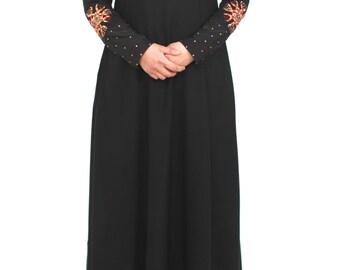 Eid 2016 Discounted Price - Classic Favourite Abaya -Quality Nida Fabric Modest Stylish Elegant