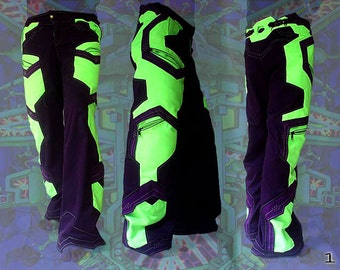 Electric Universe Pants