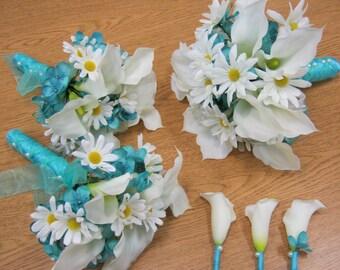 Daisy bridal bouquet   Etsy