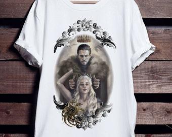 game of thrones shirt,mother of dragons,game of thrones tshirt,targaryen,jon snow,stark,tyrion lannister,women shirt,