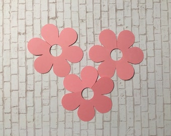 Wine Glass Markers {Flowers}