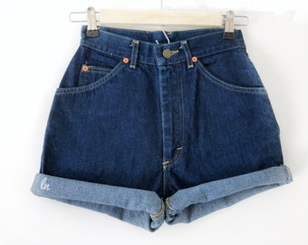 Denim high waisted Shorts Cut off All Sizes, ALL BRANDS, High Rise Plus Size