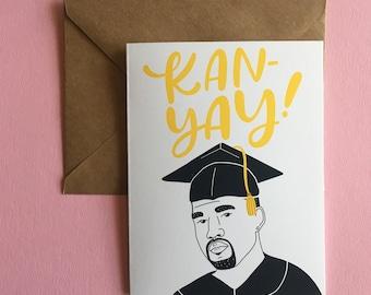 Kan YAY graduation card
