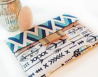 Macbook Case, 15 Macbook Case, Macbook Pro Case, Macbook Air Sleeve, laptop case, computer case in Feathers Arrows and Chevron