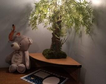 Tree house lamp