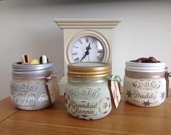 Personalised Treat Jars